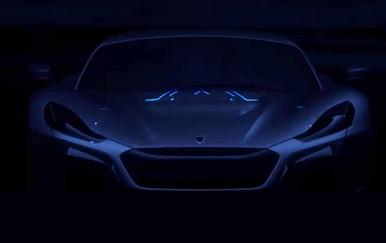 Novi hypercar Mate Rimca (Foto: screenshot Facebook Rimac Automobili)