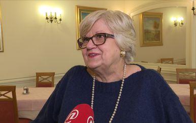 Konobarica iz Banskih dvora odlazi u mirovinu (Foto: Dnevnik.hr) - 1