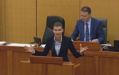 Sabina Glasovac (Dnevnik.hr)