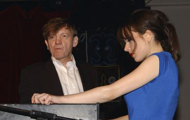 Mark E. Smith (FOTO: Getty)