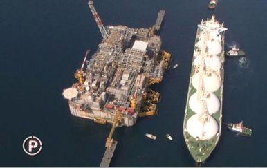 Izgradnja LNG terminala na Krku (Foto: Dnevnik.hr) - 1