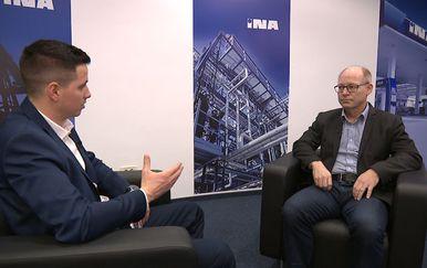 Bengt Oldsberg, operativni direktor INE, Rafinerije i marketing (Foto: Dnevnik.hr)