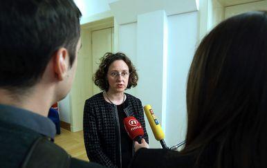 Nina Obuljen Koržinek (Foto: Sanjin Strukic/PIXSELL)