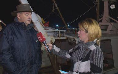 Danilo Latin, ribar (Foto: Dnevnik.hr) - 2