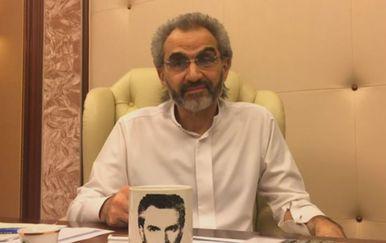 Saudijski milijarder Alwaleed bin Talal (Foto: Dnevnik.hr) - 1