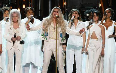 Kesha na dodjeli Grammyja (Foto: Getty) - 1
