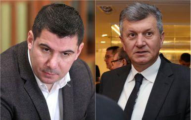 Nikola Grmoja i Milan Kujundžić (Foto: Pixsell)