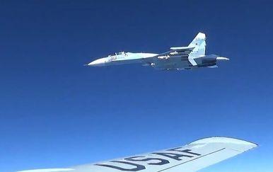 Američki i ruski avion, arhiva (Foto: AFP)