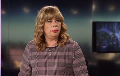 Ivana Petrović u Dnevniku Nove TV (Foto: Dnevnik.hr) - 1