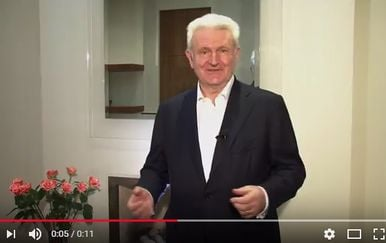 Ivica Todorić pokrenuo YouTube kanal (Foto: screenshot/YouTube)