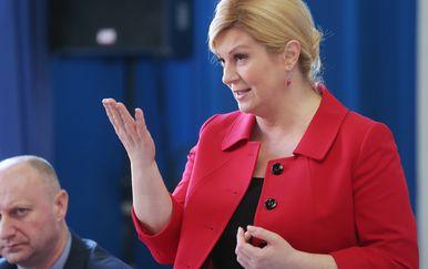 Kolinda Grabar-Kitarović (Foto: Tomislav Miletic/PIXSELL)