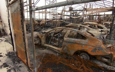 Serija podmetnutih požara automobila (Foto: Dnevnik.hr) - 1