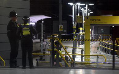 Željeznička postaja na kojoj se odvio napada (Foto: AFP)