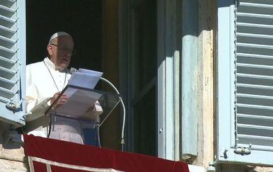 Papina poruka za Svjetski dan mira (Foto: Dnevnik.hr) - 1