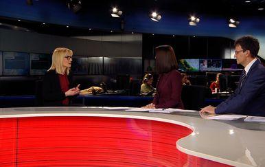 Stručnjakinja za komunikacju doc. dr. sc. Gabrijela Kišiček o govoru hrvatskih političara (Foto: Dnevnik.hr) - 2