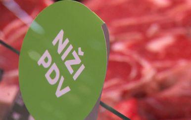 Niže cijene voća i povrća, mesa, ribe i jaja (Foto: Vijesti u 17 h) - 1