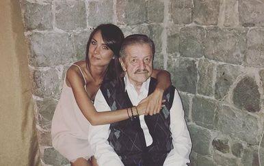 Marko Nikolić i Dragana Mičalović (Foto: Instagram)