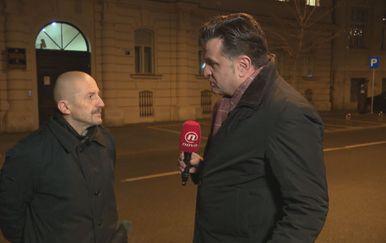 Andrija Jarak s bivšim ravnateljom USKOK-a Željkom Žganjerom (Foto: Dnevnik.hr)