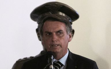 Jair Bolsonaro (Foto: AFP)