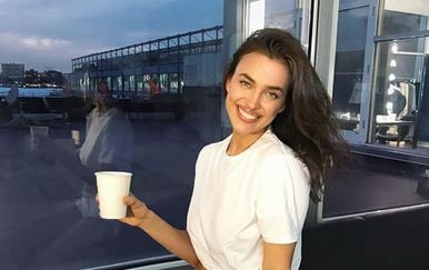 Irina Shayk (Foto: Instagram)