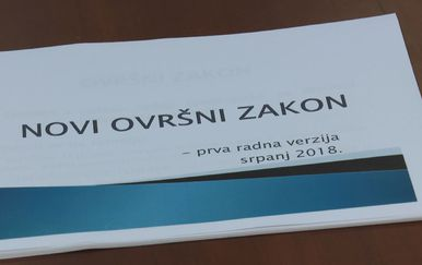 Ovršni zakon/Ilustracija (Foto: Dnevnik.hr)