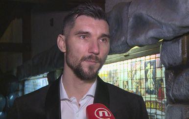 Bivši nogometaš Nikola Pokrivač (Foto: IN Magazin)