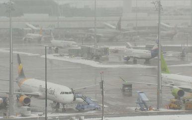 Snježna oluja poremetila promet u južnoj Njemačkoj i Austriji (Foto: REUTERS)