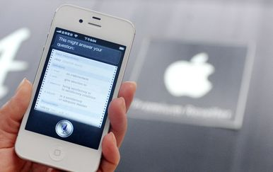 Apple Siri (Foto: AFP)