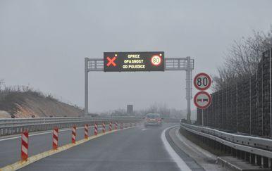 Opasnost od poledice, ilustracija (Foto: Duško Marušić/PIXSELL)