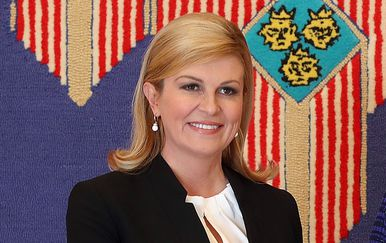 Predsjednica RH Kolinda Grabar-Kitarović (Foto: Goran Stanzl/PIXSELL)
