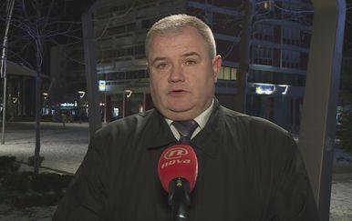 Robert Jankovics, predsjednik kluba zastupnika Milana Bandića (Foto: Dnevnik.hr)