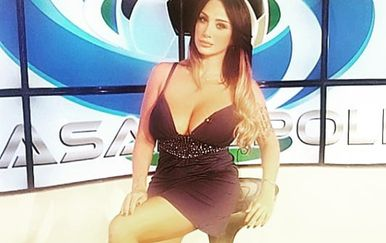 Marica Fruscio (FOTO: Instagram)