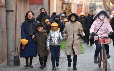 Napad na učenike osnovne škole u Kini (Foto: AFP)