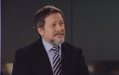 Prof. dr. sc. Tihomir Cipek u Dnevniku Nove TV (Foto: Dnevnik.hr) - 1