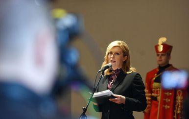 Kolinda Grabar-Kitarović (Foto: Vjeran Zganec Rogulja/PIXSELL)