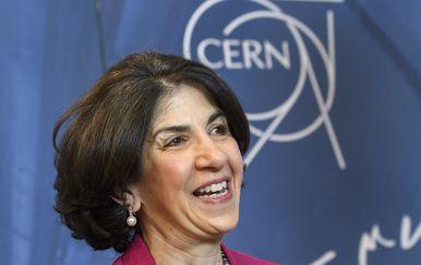 Fabiola Ginotti (Foto: AFP)