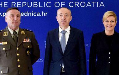 Predsjednica sazvala sjednicu Vijeća za obranu (Foto: Dnevnik.hr) - 3