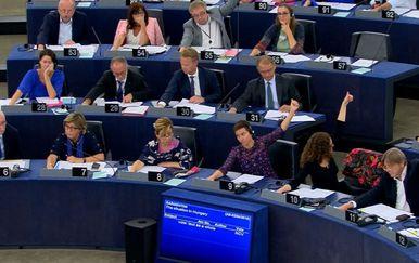 Koga ćemo izabrati u Europski parlament? (Foto: Dnevnik Nove TV) - 2