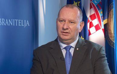 Nenad Križić, pomoćnik ministra Medveda (Foto: Dnevnik.hr)