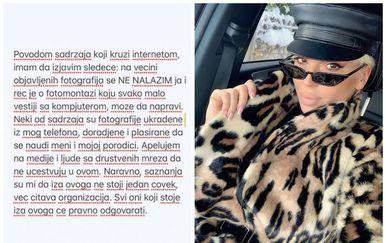 Jelena Karleuša (FOTO: Instagram)
