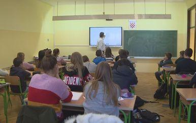 Učionica (Foto: Dnevnik.hr)
