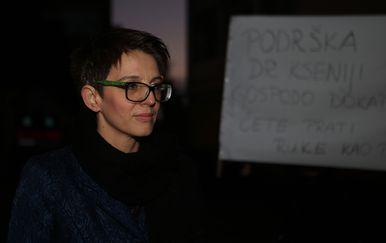 Pedijatrica Ksenija Kaleb (Foto: Ivo Čagalj/Pixsell)