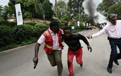 Napad u Keniji (Foto: AFP)