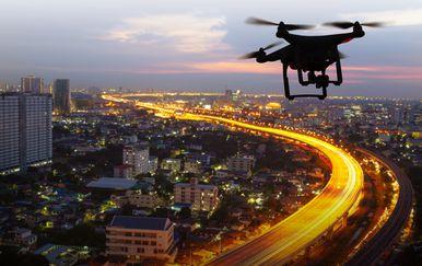 Dron, ilustracija (Foto: Getty Images)