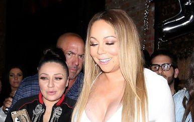 Mariah Carey i Lianna Azarian (Foto: Profimedia)