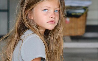 Thylane Blondeau (Foto: Instagram)