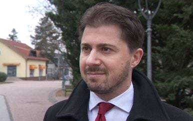 Glavni tajnik Živog zida Tihomir Lukanić (Foto: Dnevnik.hr)
