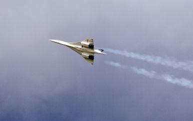 Concorde je bio najbrži putnički avion na svijetu