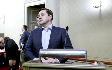 Andrija Mikulić (Foto:Patrik Macek/PIXSELL)