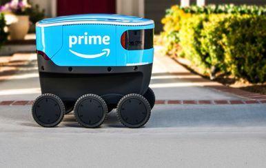 Amazon Scout (Foto: Amazon)